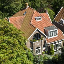 luchtfoto_hotel_01.jpg - Hotel Villa Hoogduin - Domburg