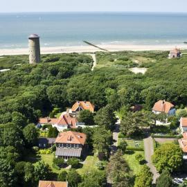 luchtfoto_hotel_03.jpg - Hotel Villa Hoogduin - Domburg