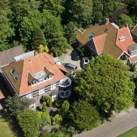 luchtfoto_hotel_05.jpg - Hotel Villa Hoogduin - Domburg